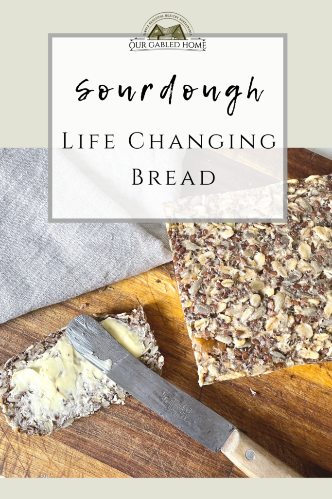 The Sourdough Life Changing Bread Recipe
